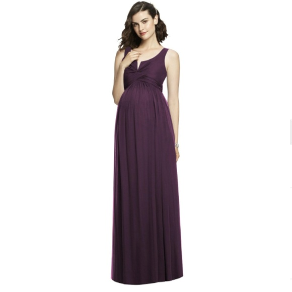 After Six Dresses & Skirts - Purple After Six Bridesmaid Dress NWT